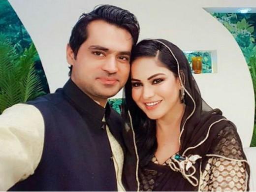 Veena and Asad Sung National Song Pakistan Day