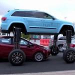 New Car to Resolve Traffic Jam Problem