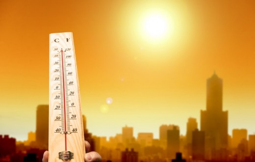 Meteorological Department Warns about heat wave in Karachi