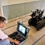 Sindh-Police-Bomb-disposal-robot
