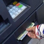ATM Machine in Trains