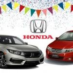 Honda Atlas