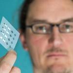 Nano Sticker Prepares to Indicate Spoiled Milk