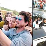 Shah Rukh Khan in Ludhiana