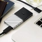 Western Digital First Portable SSD