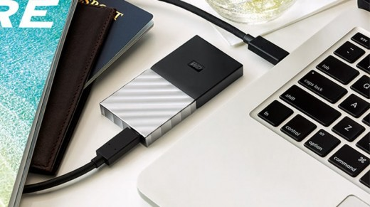 Western Digital First Portable SSD