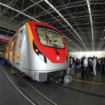 Pakistan First Subway Train Rolled Out