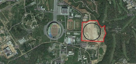 Cricket Stadium in Islamabad