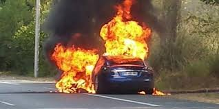 Complete Guide When Your Car Catches Fire