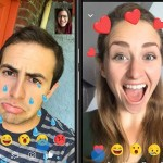New Animated Reaction Features for Facebook Video Chat