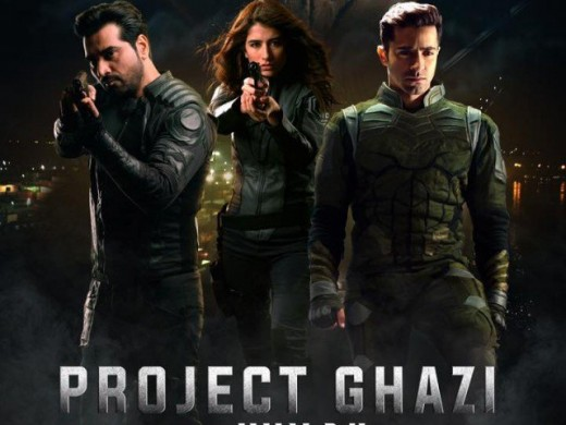 Humayun Saeed Walked Out of Project Ghazi