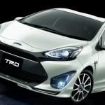 Toyota Aqua 2018 Unveiled