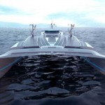 Self Made Fuel Boat Set for Sail Around the World