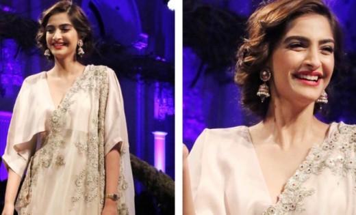 Sonam Kapoor and Mahira Khan