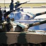 Al-Khalid-II Tanks