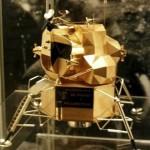 Golden Model of Moon Lander