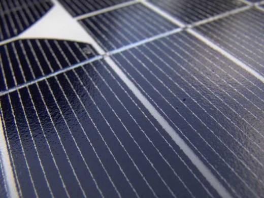 Matte Solar Panels