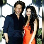 Shahrukh Khan and Her Daughter Sohana Khan