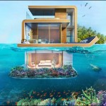 Underwater Dubai Shopping Malls and Villas