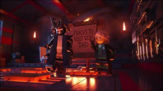 The Lego Nionjago Trailer