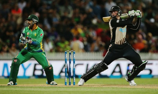 Pak v NZ Cricket Series