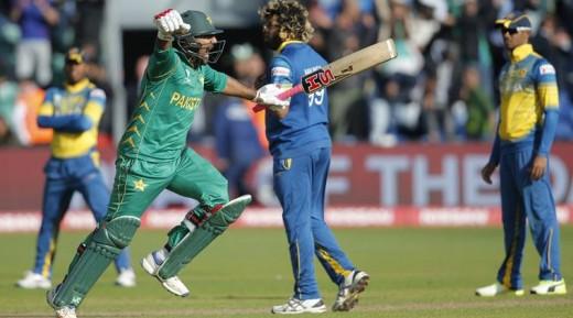 Pakistan Vs Sri Lanka Cricket Series 2017