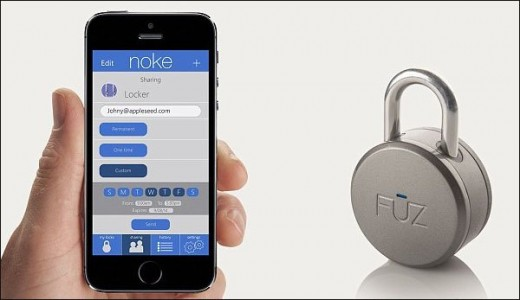 Open Lock with Bluetooth