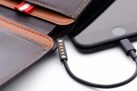 Safest Wallet Having Alarm and Hidden Camera