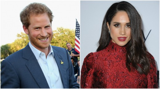 Prince Harry and Meghan Markel