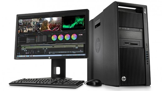 HP Z Series Workstations