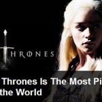 Game of Thrones Most Pirated TV Show