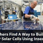 Building of Cheaper Solar Cells