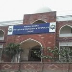 UNIVERSITY OF ENGINEERING TECHNOLOGY LAHORE