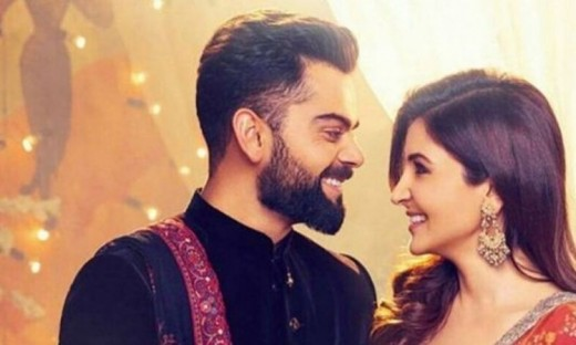 Anushka Sharma And Virat Kohli Wedding