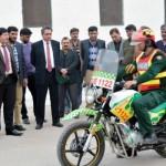 Lahore Motorcycle Ambulance Service