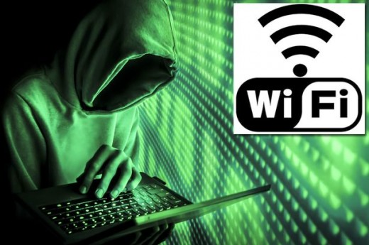 Security Alert Wi-Fi Hacking