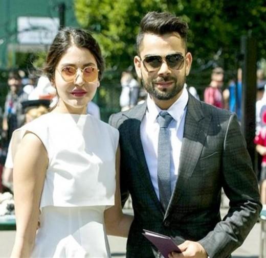 Anushka Sharma And Virat Kohli Wedding