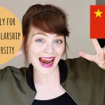 Scholarship Procedure Higher Education in China