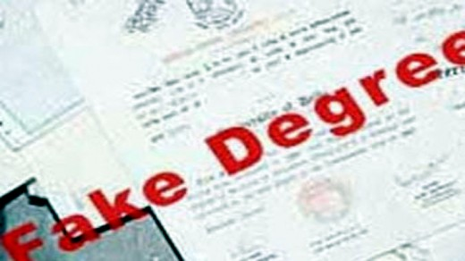 Fake Degrees Sold in Islamabad