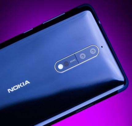 New Nokia 8 in Pakistan