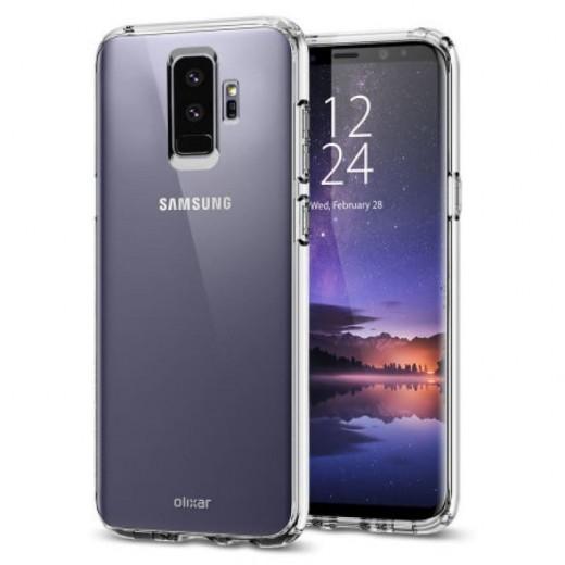 Samsung Galaxy S9 render 2