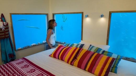 under the sea hotel