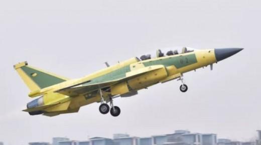 JF 17B prototype 2
