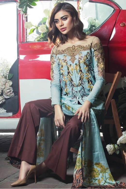 New Arrival Tabassum Mughal Collection 2018