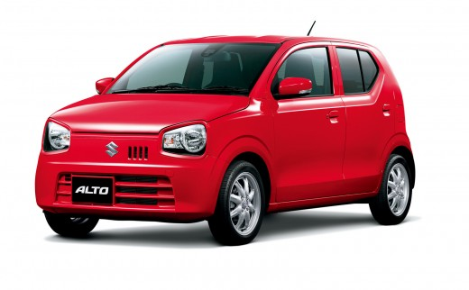 Suzuki Alto 8th generation