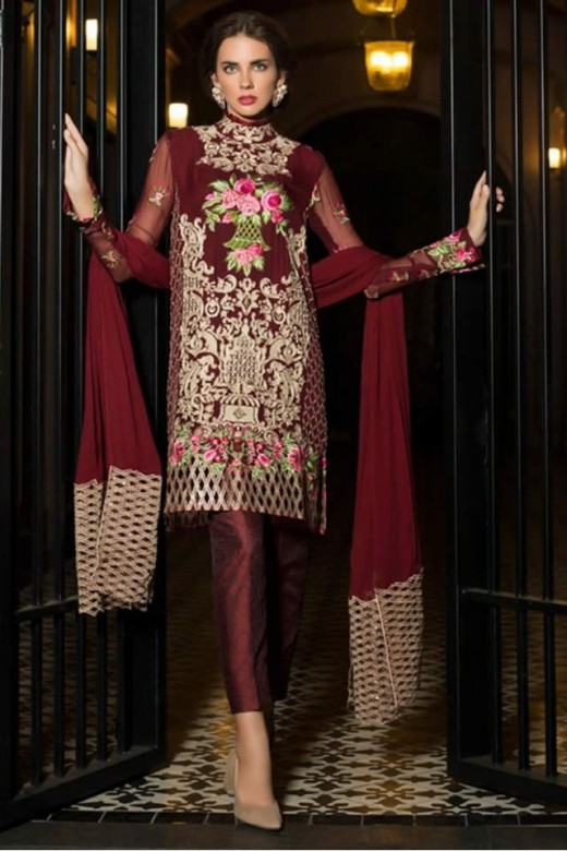 Tabassum Mughal New Collection 2018