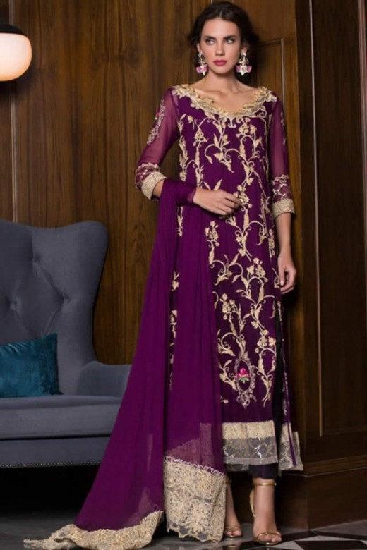 Tabassum Mughal formal Collection 2018