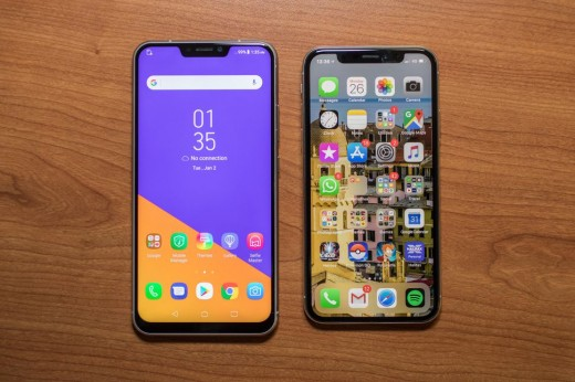 ASUS Zenfone 5 and 5Z