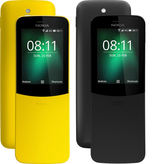 Nokia 8110 Banana phone