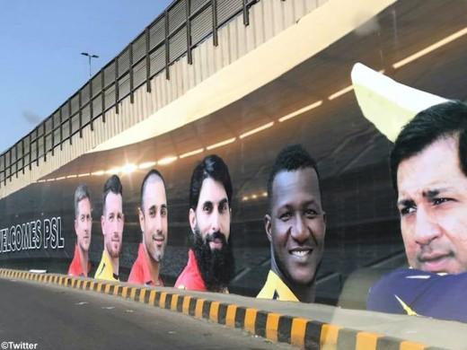 PSL in Karachi